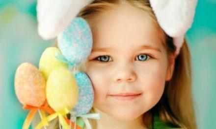 Ευχές για Καλό Πάσχα    και συμβουλές για το παιδί και την ασφάλειά του !