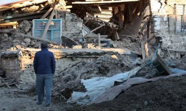 Φόβοι για μεγαλύτερο σεισμό